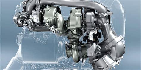 turboya sahip bmw dizel motor tanitildi sekiz silindir