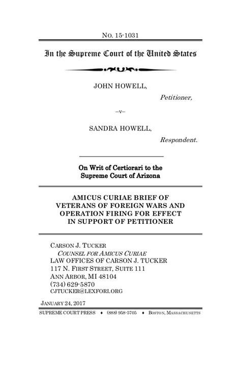 Supreme Court Brief Briefformat united states supreme court amicus brief
