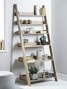 Ladder Shelf by 17 Best Ideas About Wooden Ladder Shelf On Pinterest