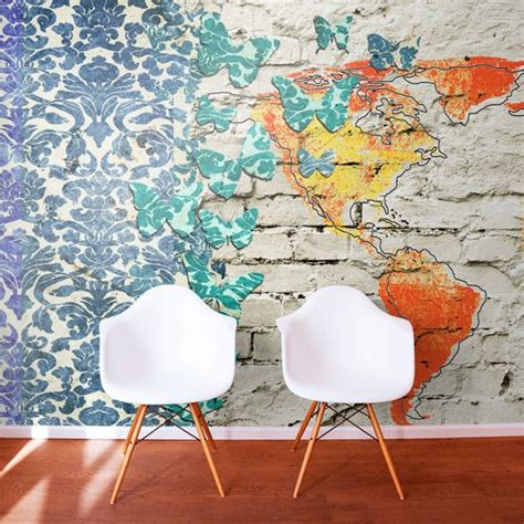 Modern Wall Murals by Modern Wallpaper Contemporary Wall Murals