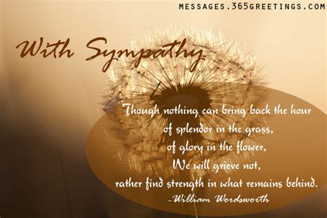 condolence quotes sympathy quotes 365greetings