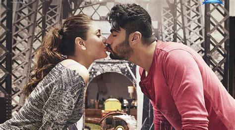 ki ka movie biography kareena kapoor breaks no kissing policy locks lips with