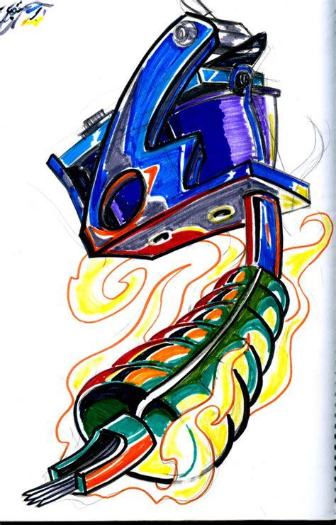 my tattoo machine by taylorweaved on deviantart tattoo machine sketch by bucanero11 on deviantart