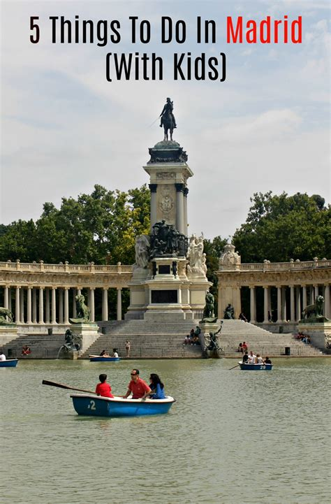 5 Things To Do by 5 Things To Do In Madrid With Wander