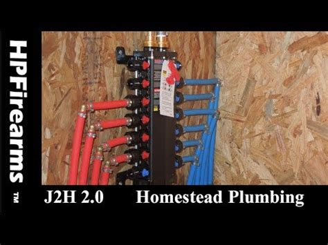 Homestead Plumbing by Carpentry And Homestead Engineering Playlist