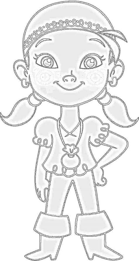 coloring page jake of the pirate many interesting cliparts