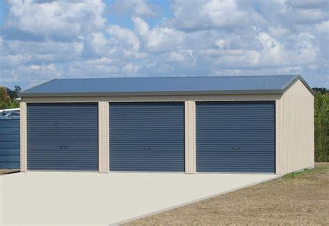 Garage Sheds by Garages Steel Sheds Garages And Carports