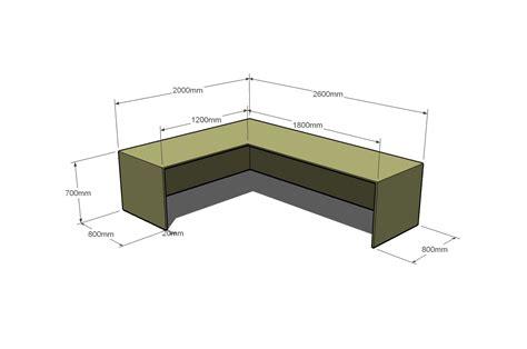 l shaped desk building plans building plans for l shaped desk hostgarcia