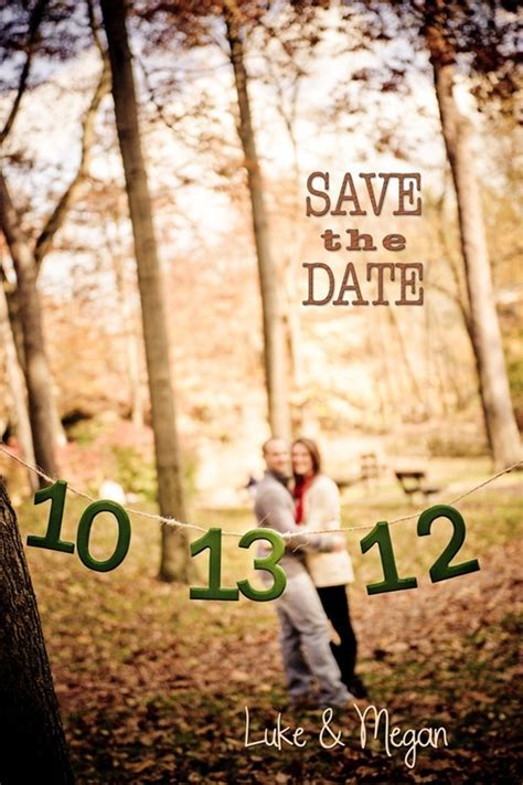 20 Creative And Unique Save The Date Ideas