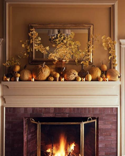 decorating for fall inside 6 ways to decorate your mantle