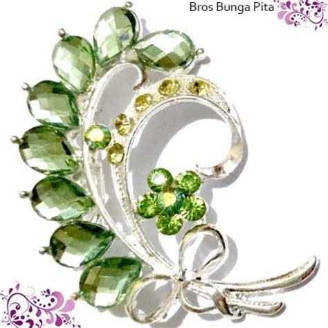 Tas Trendy Giardino 681 aksesoris trendy 187 bros 187 bros bunga pita hijau aksesoris trendy termurah toko asemka