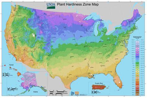 usda gardening zones how to plan your garden according to your region