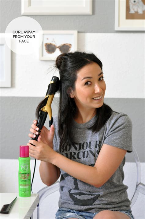 curling hair towards face how to curl hair away from face hairstylegalleries com