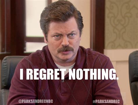 Ron Swanson Meme - pin by parks and rec on parks and memes pinterest