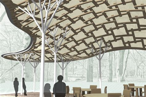 pavillon forst forest park pavilion dreamland creative projects