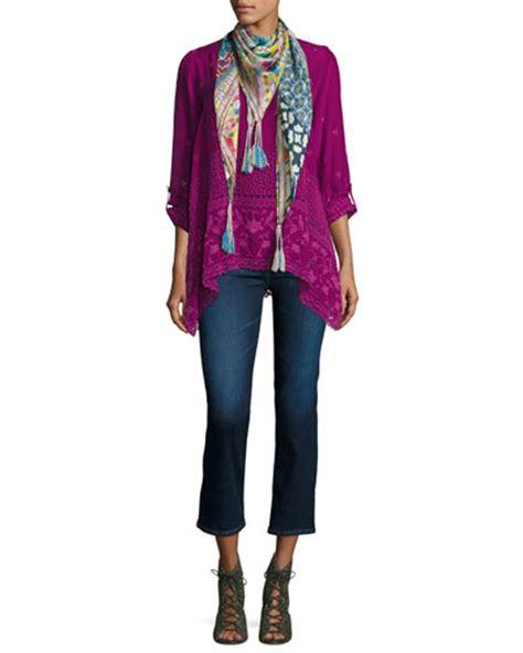J 62213 Shasa Tunic johnny was classic clothing dresses tops jackets at
