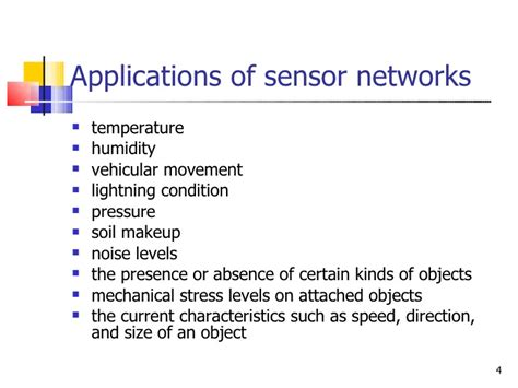 ppt templates for wireless sensor networks wireless sensor networks