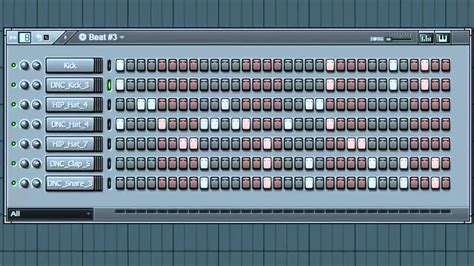 drum pattern fruity loops how to make dubstep beat drum patter fl studio 10 youtube