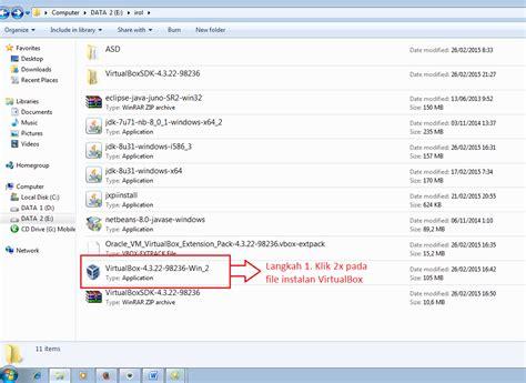 tutorial instal windows 7 menggunakan virtualbox catatan anak kos tutorial dual boot windows 7 ubuntu