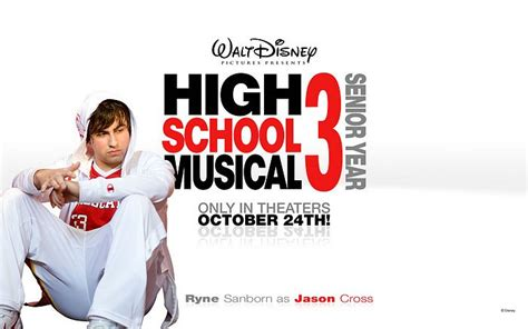 5 Year Hsm Mba by Ryne Sanborn Photo High School Musical 3 Senior Year