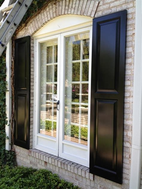 Exterior Door Shutters Exterior Shutters Design Pictures Remodel Decor And Ideas Page 19 Ideas For Castle