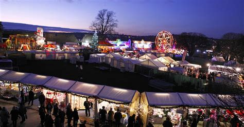 rochester castle christmas market       including  opening