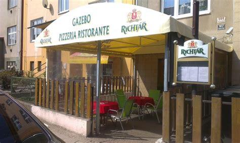 pizzeria gazebo pizzeria ristorante gazebo v brně obědy obědov 233 menu