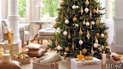 decorando 225 rbol de navidad dorado ideas para decorar
