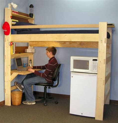youth bed with desk image detail for loft beds with desk for youth tween