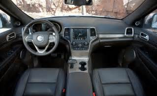 jeep grand summit interior car interior design