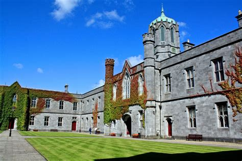 Mba Colleges In Ireland by National Of Ireland Galway Nuig