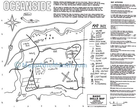 map activities for us geography classes basic map skills map maps for the classroom
