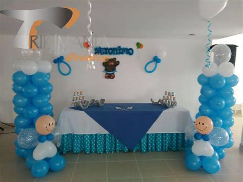 Como Decorar Para Baby Shower De Ni O by Bright Idea Decoracion De Baby Shower Ni O Decoraciones