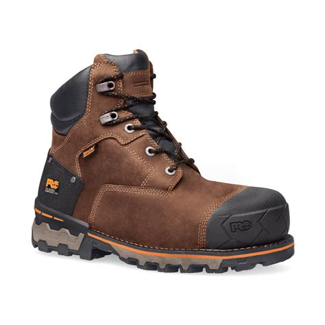 timberland pro 6 inch boondock composite safety toe