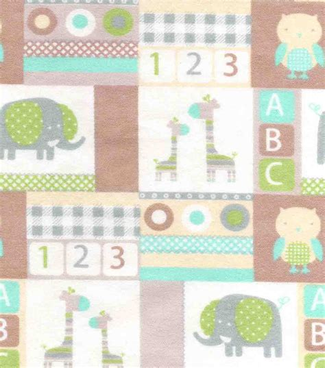 Flannel Patchwork Fabric - snuggle flannel fabric baby patchwork joann jo