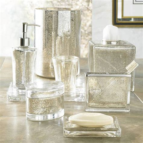 mercury glass bathroom best 25 glass bathroom ideas on pinterest glass