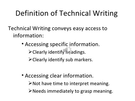 Technical Report Writing Exles Ppt by Eng 131 Technical Writing Introduction Powerpoint