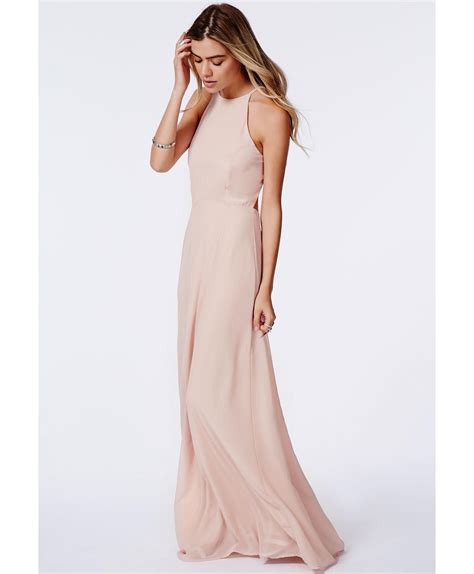Where To Buy Sofa Cushions Missguided Strappy Open Back Maxi Dress From Missguided