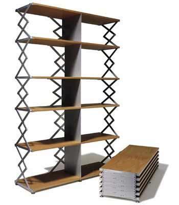 self assembly sofas for small spaces folding furniture scissor self unit freshome com