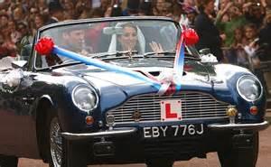 Prince Charles Aston Martin Prince Charles Aston Martin Takes Centre Stage As S