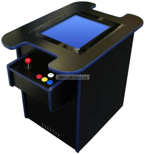 cocktail arcade cabinet ready to assemble cabinet kit