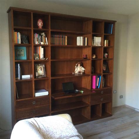 librerie verona libreria in legno su misura fadini mobili cerea verona