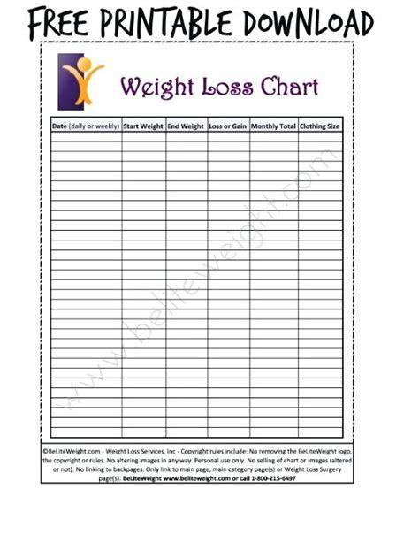 weight loss tracking sheet oyle kalakaari co