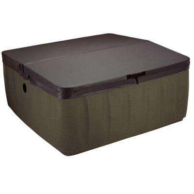 bathtub covers home depot aquarest spas hot tub covers hot tubs home saunas