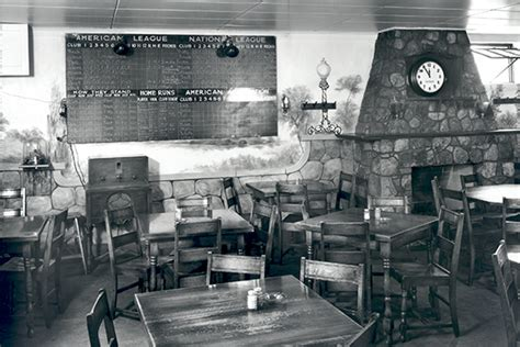 Cottage Bar And Restaurant by Al Capone Hauntings Drinks On The Sly Exploring Metro