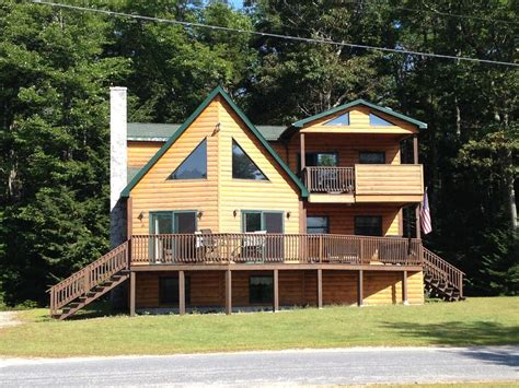 lakefront log home with homeaway lakefront log home with homeaway bethel