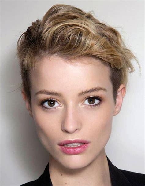 coiffure courte pour femme 233 t 233 2016 les plus belles