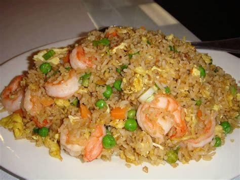 shrimp fried rice recipe dishmaps