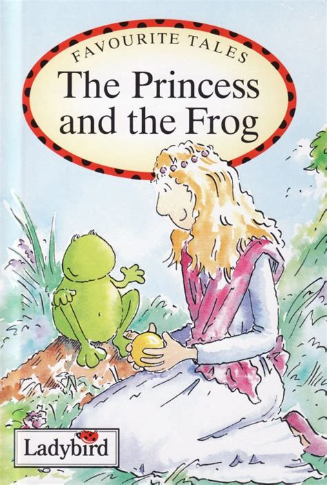 And The Princess the princess and the frog ladybird book favourite tales