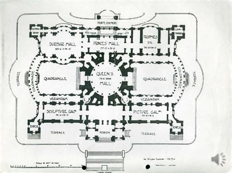 Viceroy Floor Plans Victoria Memorial Kolkata
